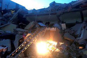 Albania: 4 người chết và hàng trăm người bị thương do động đất