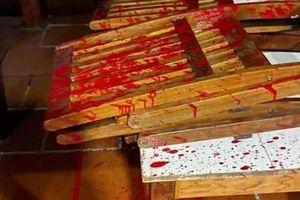 Quảng Nam: Nhà hàng ở Hội An liên tục bị kẻ xấu tạt chất bẩn