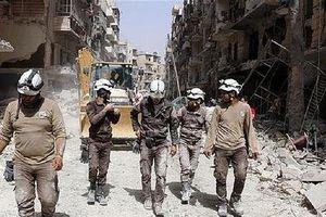 Nga tố nhóm Mũ trắng ở Syria có các hành động khiêu khích mới