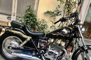 'Mục sở thị' mô tô Honda ReBel 250 hàng hiếm 34 năm tuổi giá hơn 220 triệu ở Hà Nội