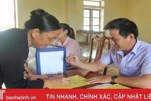 Sáp nhập xã ở Vũ Quang: Xây dựng phương án sắp xếp cán bộ hợp lý, sát thực!