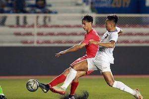 Chia điểm cùng Singapore, Lào không phải là đối thủ 'dễ xơi' của U.22 Việt Nam