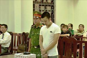 Bốn năm tù cho nam thanh niên đâm xe gây chết người