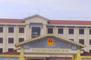 Hà Tĩnh: Xem xét kỷ luật hàng loạt lãnh đạo huyện Lộc Hà vì sai phạm đất đai