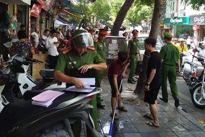 Hà Nội: Chấn chỉnh hoạt động trông xe, thu vé trái quy định tại hàng loạt tuyến phố