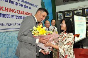 Thêm những bàn tay cộng đồng chung tay với người khuyết tật tỉnh Đồng Nai