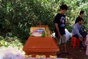 Từ Lai Châu vào Đắk Nông để hái cà phê thuê, chồng sát hại vợ rồi định vứt xác xuống ao phi tang