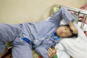 Nam sinh lớp 8 bị võ sư đánh gãy xương hàm vì nghi nhìn đểu