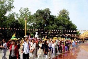 Bình Tây Food tài trợ lễ dâng KATHINA tại thiền viện Phước Sơn