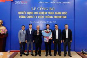 Phó tổng giám đốc VNPT làm Tổng giám đốc Mobifone