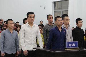 Rủ nhau đi trả thù, 8 thanh niên vào tù