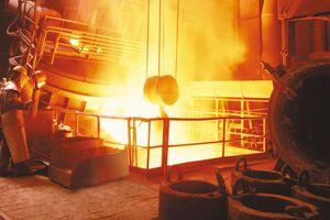 Thép Miền Nam sử dụng vật liệu chịu lửa trong luyện thép lò điện hồ quang