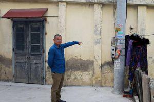 Thanh Trì – Hà Nội: Ngang nhiên lấn chiến đất công xây dựng nhà cho thuê tại thị trấn Văn Điển