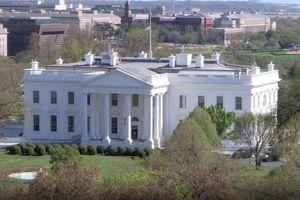 Phong tỏa Nhà Trắng vì vật thể bay lạ xuất hiện