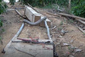 Gỗ trăm tuổi bị đốn la liệt trong rừng Nam Kar: Sở NN&PTNT vào cuộc