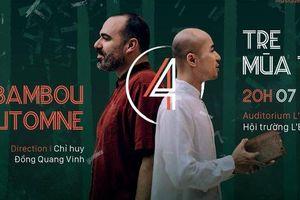 'Tre mùa thu 4' – Đêm nhạc hấp dẫn dành cho khán giả Thủ đô