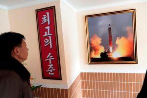 Triều Tiên vừa phóng 2 vật thể bay không xác định vào chiều 28-11