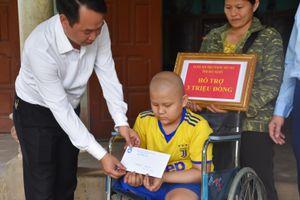 Mặt trận Thái Nguyên: Quan tâm chăm lo Tết Nguyên đán cho nhân dân