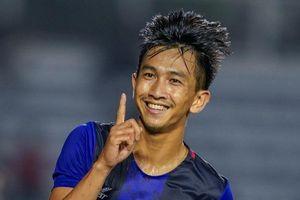 U22 Campuchia trút mưa bàn thắng vào lưới U22 Timor-Leste
