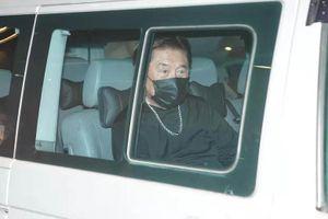 Cha Cao Dĩ Tường mệt mỏi đưa thi thể con trai về Đài Loan