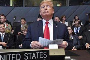 NATO đang rệu rã, Mỹ liền ra đòn hiểm