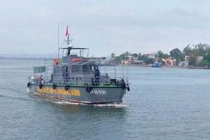 Tìm được thi thể ngư dân mất tích trên biển