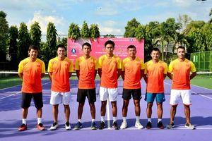 Đội tuyển quần vợt quốc gia quyết tâm giành HCV SEA Games đầu tiên trong lịch sử