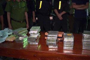 Lạng Sơn: 11 án tử hình và 1 án chung thân cho các bị cáo phạm tội về ma túy