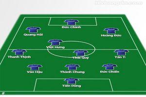 Đấu U22 Lào, thầy Park đưa đội hình U22 Việt Nam nào ra sân?
