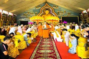 Bình Tây Food tham dự ngày hội văn hóa LOY KRATHONG tại thiền viện Phước Sơn