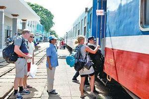 Vận tải đường sắt sụt giảm thị phần 3 năm liền