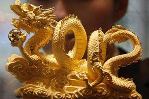 Giá vàng hôm nay 28/11: Đồng USD đi lên, giá vàng lại xuống đáy
