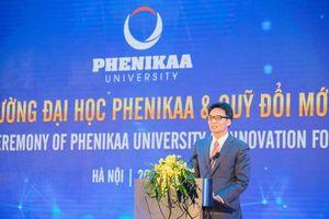 Chính thức ra mắt Trường ĐH Phenikaa và Quỹ Đổi mới Sáng tạo Phenikaa