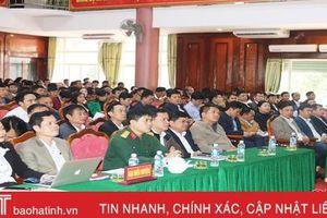 Thạch Hà học tập, quán triệt Nghị quyết Hội nghị Trung ương 11 khóa XII