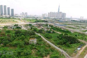 Dự án tăng cường quản lý đất đai: Triển khai chậm, mới giải ngân 1%