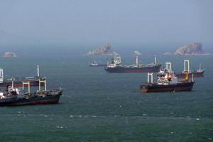 Hàn Quốc nổ súng cảnh cáo tàu Triều Tiên vượt biên
