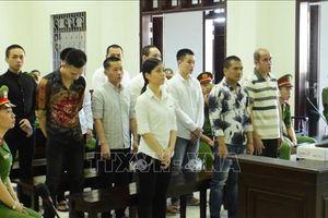 Tuyên phạt 10 bị cáo trong đường dây mua bán ma túy từ Campuchia về Việt Nam