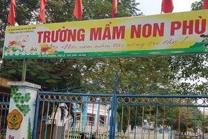 Vụ bé trai tử vong do chơi cầu trượt tại trường mầm non: Sở GD&ĐT Hà Nội lên tiếng