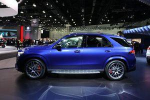 Mercedes-AMG GLE 63 S 2021: Công suất 624 mã lực, so kè BMW X5 M Competition