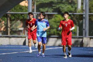 U22 Việt Nam nhiều khả năng thiếu vắng 2 cầu thủ trong trận gặp U22 Lào