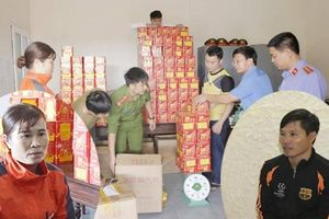 Khởi tố cặp đôi nam nữ ở Hà Tĩnh buôn bán hơn nửa tấn pháo