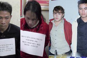 Lào Cai: Triệt phá đường dây buôn bán 62.000 viên ma túy tổng hợp