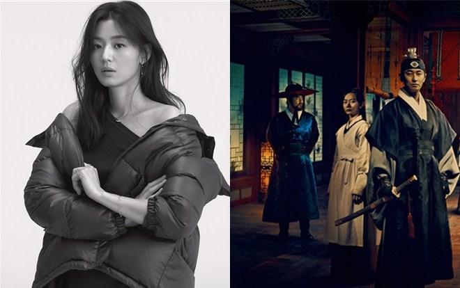 Fan 'đứng ngồi không yên' khi Jun Ji Hyun tái xuất màn ảnh trong bom tấn 'Kingdom' mùa 2