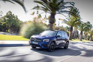 Mercedes-Benz GLB sẽ mở bán tại Malaysia vào năm 2020