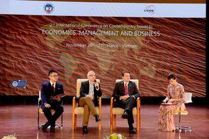 Kết nối thông tin về những vấn đề mới trong kinh tế