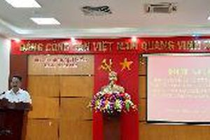 Đảng ủy Khối Các cơ quan và Doanh nghiệp tỉnh Hà Tĩnh: Quán triệt Nghị quyết Trung ương 11 (khóa XII)