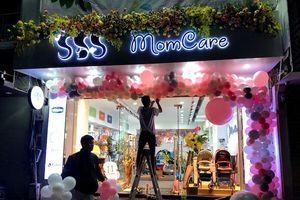 Nhiều sản phẩm bán tại SSS Momcare của Hằng Túi bị nghi nhập lậu