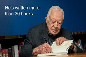 Những bí mật thú vị về cựu Tổng thống Mỹ Jimmy Carter