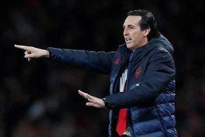 Arsenal có thể sa thải Unai Emery ngay tuần này