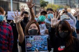 Trung Quốc đòi Mỹ ngưng áp dụng luật nhân quyền Hong Kong